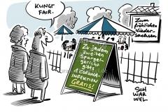 Corona-Pandemie: Niedersachsen öffnet Gastronomie