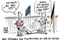 Von Berlin nach Brüssel: Auch Tusk will von der Leyen an EU-Spitze