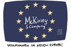 Wahl von der Leyens zur EU-Kommissionspräsidentin: Es bleibt ein Skandal