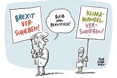 Brexit-Frist: May bittet EU um Aufschub bis 30. Juni