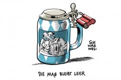 Neue Corona-Maßnahmen:  Bayern ruft Katastrophenfall aus