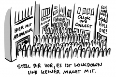 """Abholung im Einzelhandel: Mit """"Click and Collect"""" den Lockdown umgehen"""