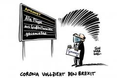 Neue Corona-Variante in Großbritannien:  Auch Deutschland prüft Beschränkung von Flügen
