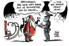 """RKI-Chef Wieler: Kontakte auch über Weihnachten auf das """"absolute Minimum"""" reduzieren"""""""