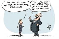 """25. UN-Klimakonferenz eröffnet: Appell von Guterres, endlich ernst zu machen, den """"Krieg gegen die Natur"""" zu beenden"""
