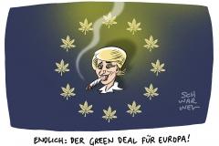 """Von der Leyens """"Green Deal""""-Pläne: Europa bis 2050 zum ersten klimaneutralen Kontinent"""