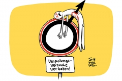 "Bundeskabinett stimmt gegen Bewerben, Anbieten oder Vermitteln zur ""Umpolung"": ""Konversionstherapie""-Verbot beschlossen"