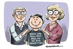 """""""Meine Oma ist ne alte Umweltsau"""":  WDR-Kinderlied polarisiert im Netz"""