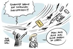 Keine Unterstützung bei Wahl:  Merkel erteilt Ramelow eine CDU-Absage