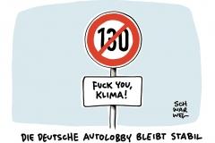 Bundesrat beschließt: Kein Tempo 130 auf Autobahnen