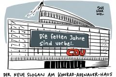 Hin und Her in Thüringen:  CDU bestätigt substantielle Krise
