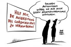 Coronavirus in Deutschland: Zwei bestätigte Infektionen in NRW