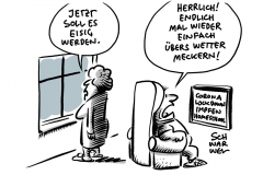 Bis zu minus 15 Grad: Deutschland stehen eisige Polarnächte bevor