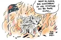 Notstand in Australien ausgerufen: Wegen Buschfeuer wächst Wut auf Premier Scott Morrison
