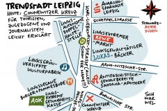 New York Times: Places To Go – Leipzig, Connewitz zu Silvester: Weder geplanter noch organisierter Terror
