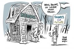 Klimadebatte um Kohlebergwerk in Australien: #fff-Klimaaktivistin Neubauer gibt Siemens einen Korb