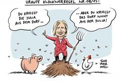 #Dorfkinder: Kampagne von Julia Klöckner geht nach hinten los