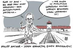 Antisemitismus:  Philipp Amthor rechtfertigt Aussage über muslimische Einwanderer