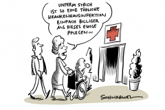 Robert-Koch-Institut: Bis zu 20.000 Tote durch Krankenhausinfektionen