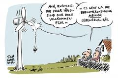 Klimaschutz und Abstandsregel von 1000 Meter: Niedersachsens MP Weil kritisiert Altmaier für Windkraft-Pläne