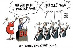 AKK CDU Veteidigungsministerin Parteichefin