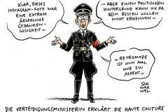 Instagram-Skandal bei Bundeswehr: Ministerium entschuldigt sich für Hakenkreuz-Posting