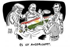 Kampfpause in Nordsyrien: Erdogan der große Gewinner der Waffenruhe