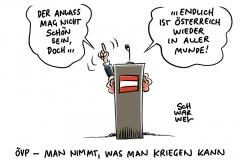 Regierungskrise in Österreich: Kurz scheut Bruch mit FPÖ