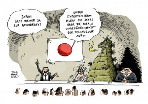 Atomkraft: Japan verkündet Ausstieg vom Ausstieg