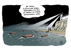 Flüchtlingsdrama: Europas Umgang mit den Flüchtlingen aus Afrika