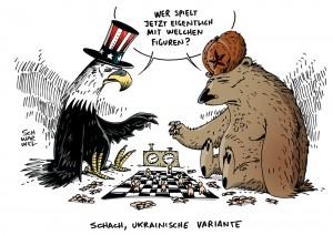 Ukraine: Westliche und russische Diplomaten verschärfen ihren Ton