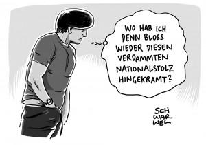 Joachim Löw bei EM 2016: Griff in die Hose wird Internet-Hit