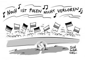EM 2016: Deutschland gegen Polen