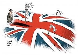 Brexit und die Folgen: Kein Zugang mehr zum Binnenmarkt