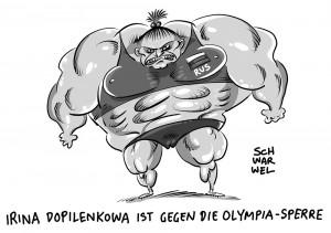 Doping - Olympische Spiele in Rio: Russland klagt gegen Sperre bei Olympia