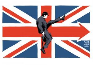 London und die EU: Der Tag nach der Brexit-Abstimmung