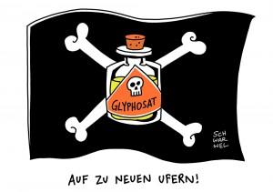 Glyphosat: EU verlängert Frist für Einsatz von umstrittenem Unkrautvernichtungsmittel
