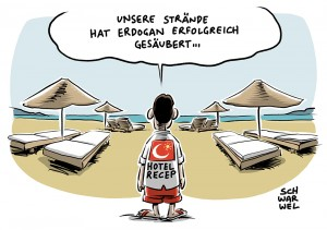 erdogan säuberung