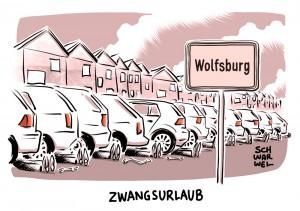 Nach Machtkampf: VW einigt sich mit Zulieferern, nachdem knapp 28.000 Mitarbeiter in Zwangsurlaub waren