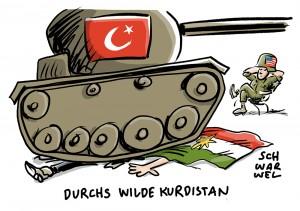 USA weichen im Syrienkonflikt vor Türkei zurück: Kurden werden im Stich gelassen