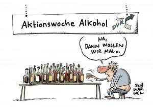 Jeder 14. Verkehrstote und Tausende Verletzte pro Jahr durch Alkohol: DVR-Chef Kellner fordert Null-Promille-Grenze