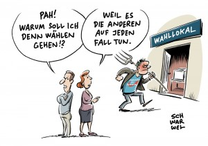 NRW-Wahl - Duell mit Signalwirkung: Letzter und wichtigster Stimmungstest vor Bundestagswahl