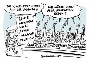 Chemnitz und die Folgen: Demokratischer Konsens bröckelt, Politik tut sich schwer