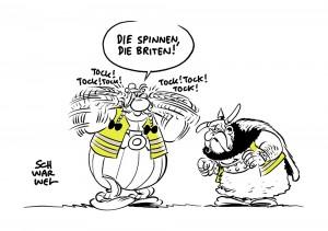"""Letztes """"No"""" zur Austrittserklärung: Tusk beraumt EU-Sondergipfel an"""